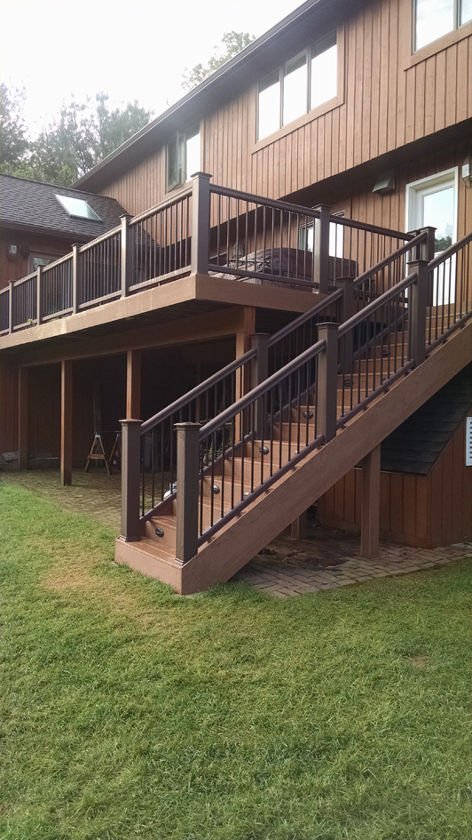Composite Deck – Hockessin, DE