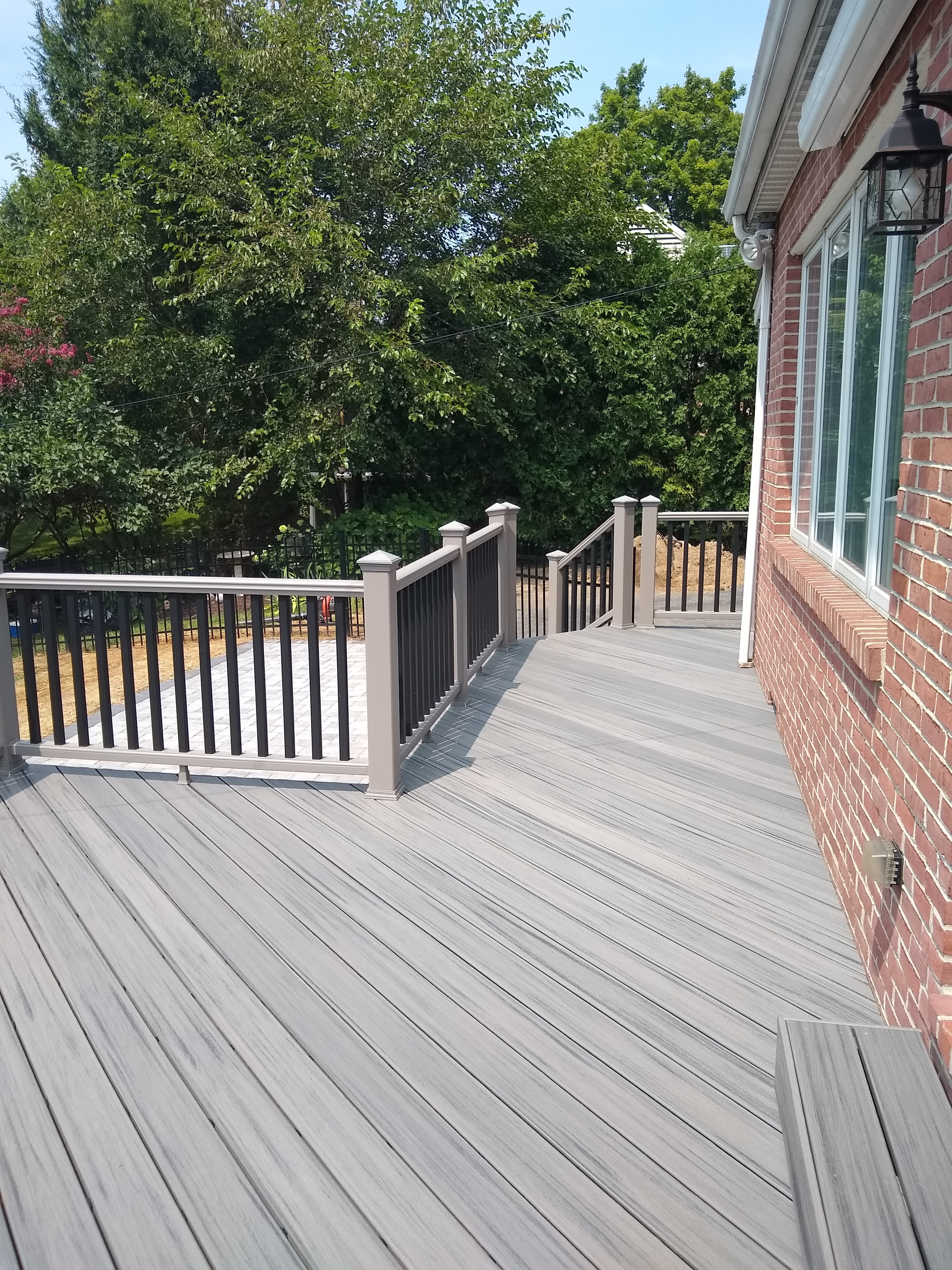 Trex Deck, Patio, and Fence – North Wilmington