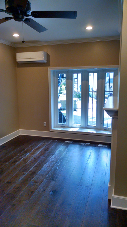 Garage Conversion to Family Room – Bellefonte, DE