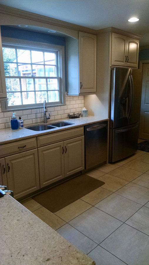 Kitchen Renovation North Wilmington, DE